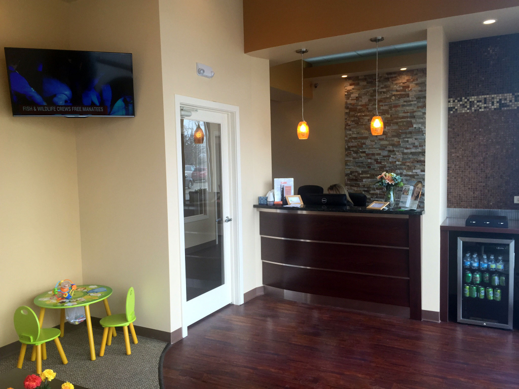 dental office reception. Grayslake IL Dentist Office Tour Reception Dental
